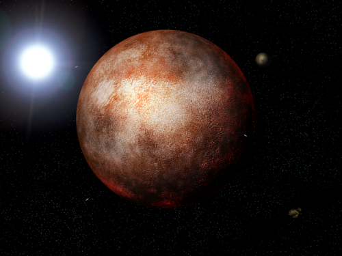 A Rocky Planet